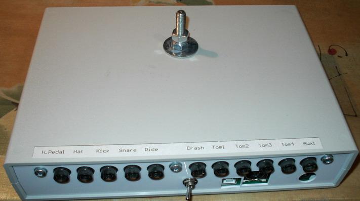 продам модуль Megadrum (миди-конвертер) на 22 :: drumspeech.com