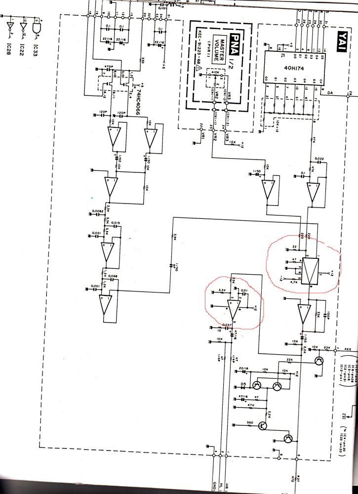 FAQ: ремонт синтезаторов