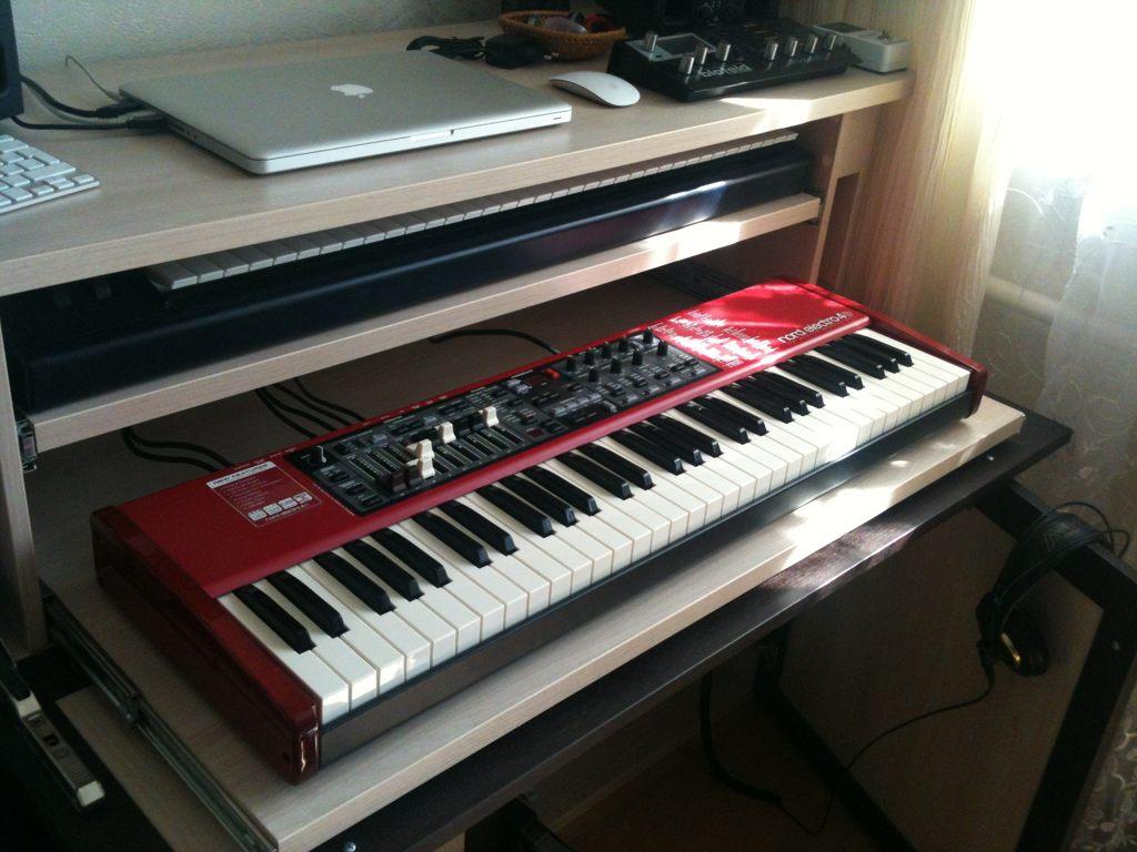 Как сделать из синтезатора клавиатуру
