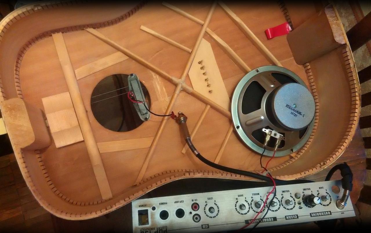 Звукосниматели для электрогитары своими руками фото 148