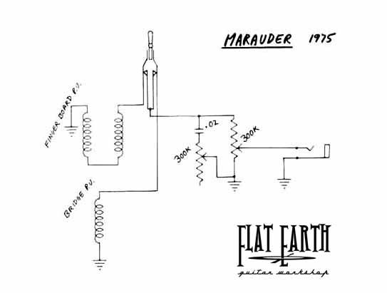 gibson thunderbird wiring diagram