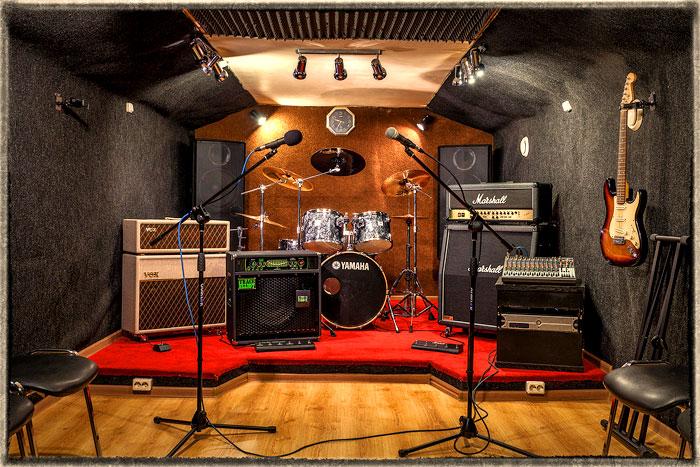 Гитарный кабинет своими руками фото